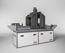 Flow Test Bench